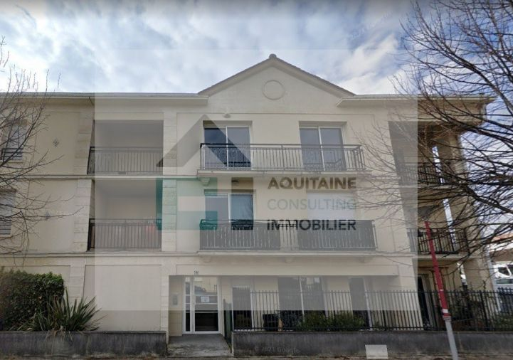 A vendre Appartement Le Taillan Medoc   R�f 33053356 - Aquitaine consulting immobilier