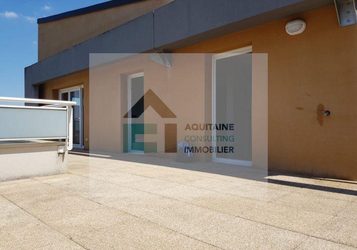 A vendre Appartement Artigues Pres Bordeaux   R�f 33053366 - Aquitaine consulting immobilier