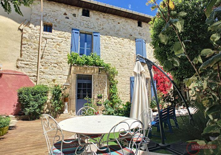 A vendre Maison de caract�re Magalas | R�f 340126087 - Version immobilier