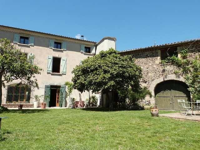 Maison de caractre en vente pezenas rf340133596 agence for Agence de vente de maison