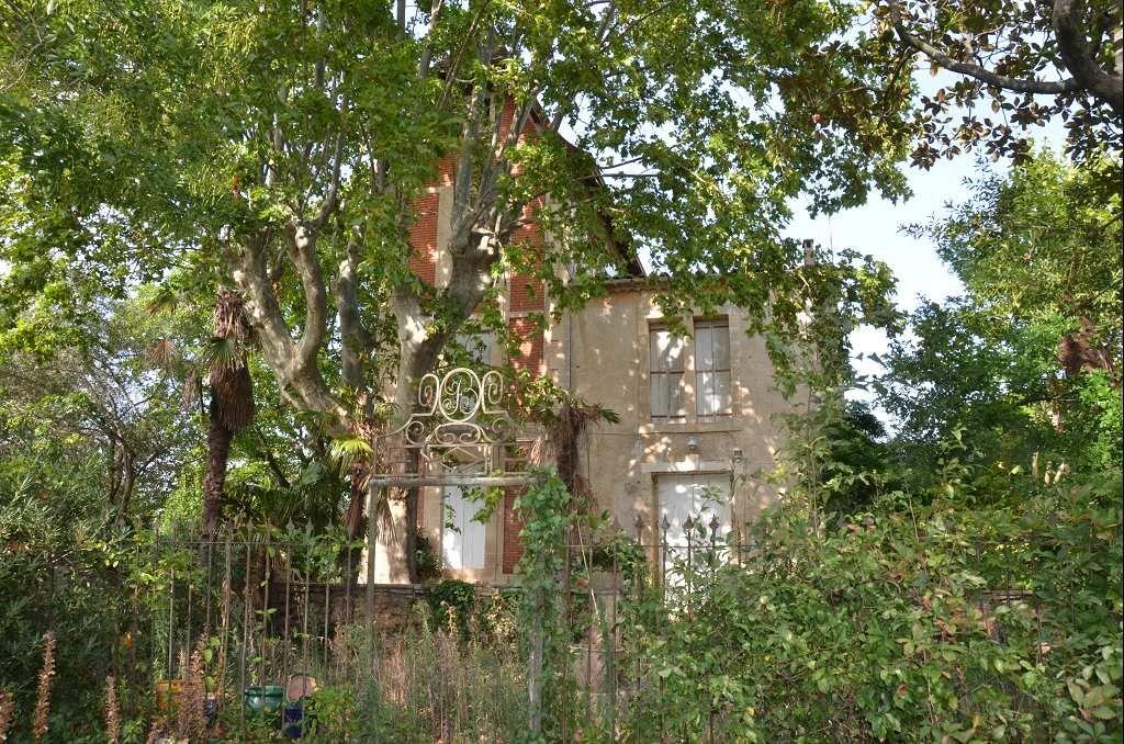 Maison de caractre en vente pezenas rf340134469 agence for Agence de vente de maison