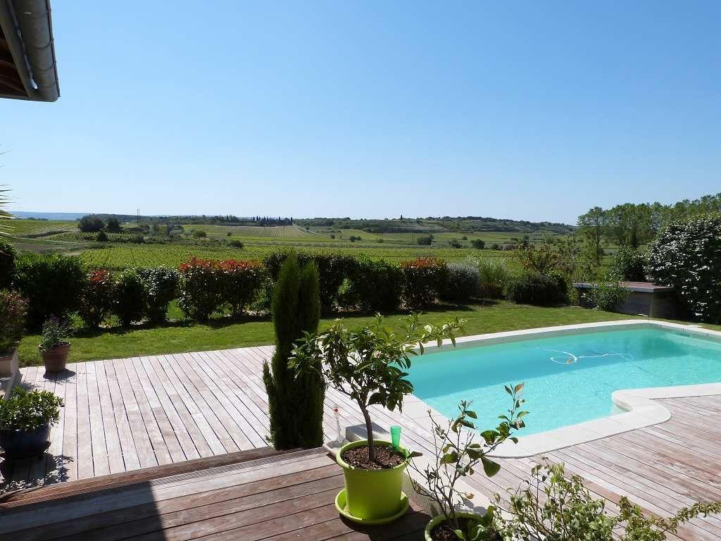 Villa d 39 architecte en vente clermont l 39 herault - Piscine de clermont l herault ...