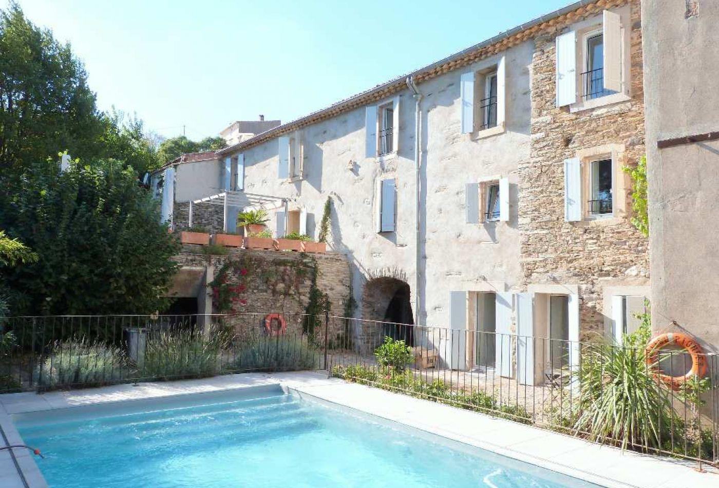 Maison de caract re en vente pezenas r f340134944 for Agence de vente de maison