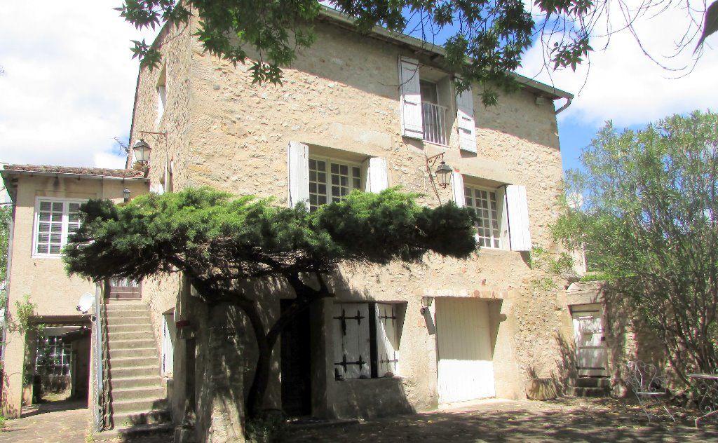 Maison de caractre en vente lodeve rf340135392 agence for Agence de vente de maison