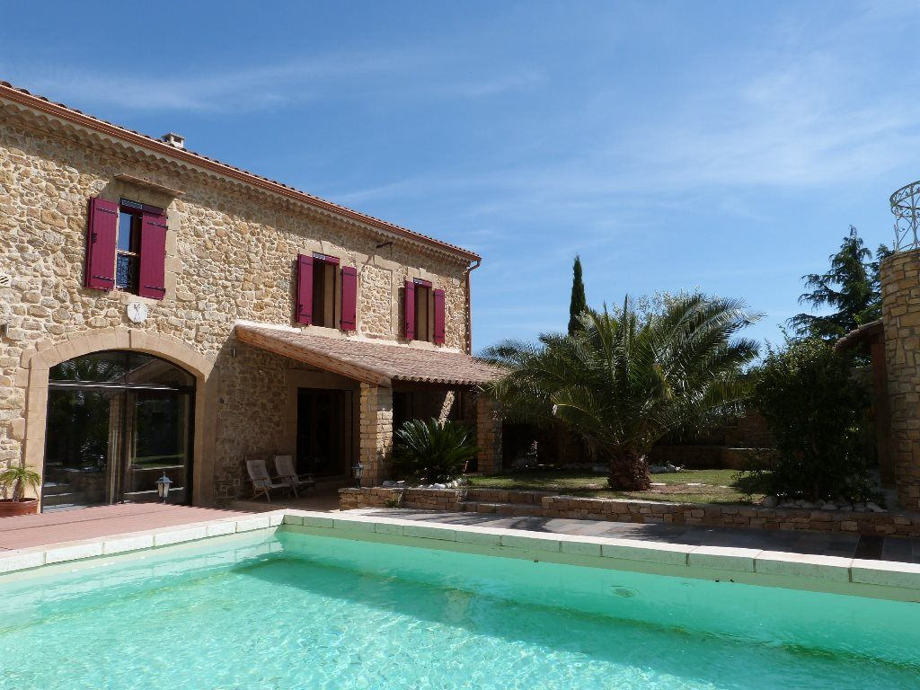 Maison de caractre en vente pezenas rf340135409 agence for Agence de vente de maison