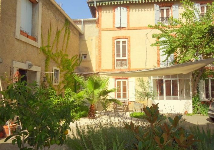 A vendre Pezenas 340135552 Agence galerie casanova