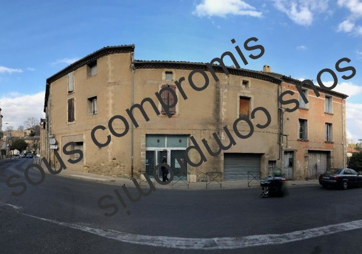 A vendre Pezenas 340136958 Agence galerie casanova