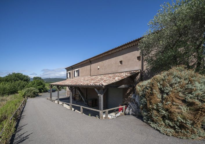 A vendre Propriété viticole Faugeres   Réf 340137757 - Agence galerie casanova