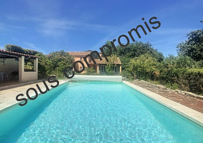 A vendre Gignac 340138081 Agence galerie casanova