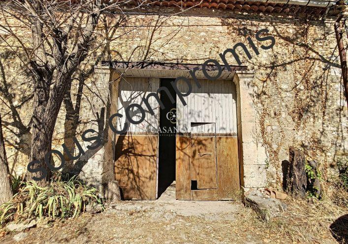 A vendre Remise en pierre Gignac | Réf 340138106 - Agence galerie casanova
