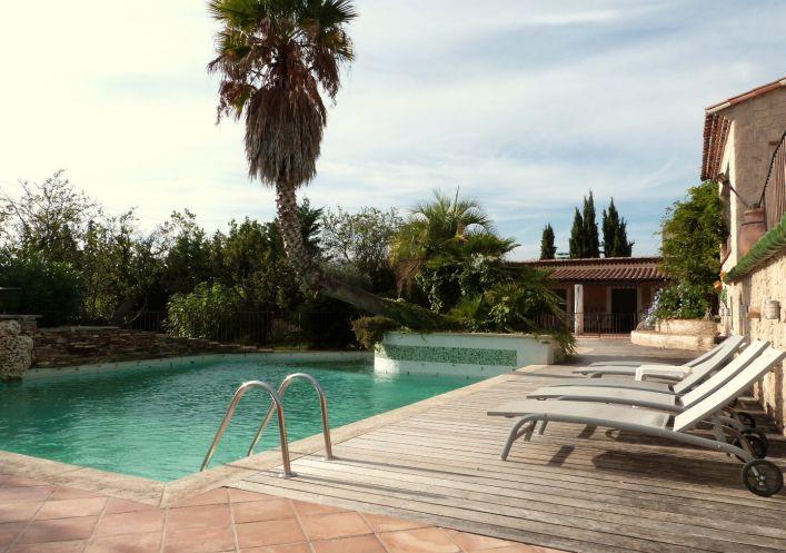 A vendre Villa d'architecte Pezenas | Réf 340138431 - Agence galerie casanova