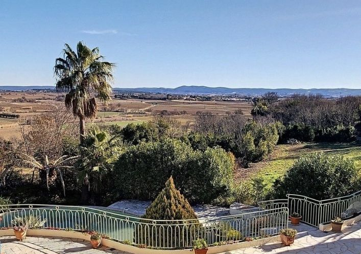 A vendre Villa d'architecte Gignac | Réf 340138513 - Agence galerie casanova