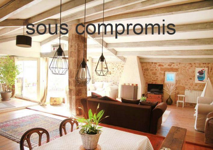 A vendre Maison de caractère Gignac | Réf 340138548 - Agence galerie casanova