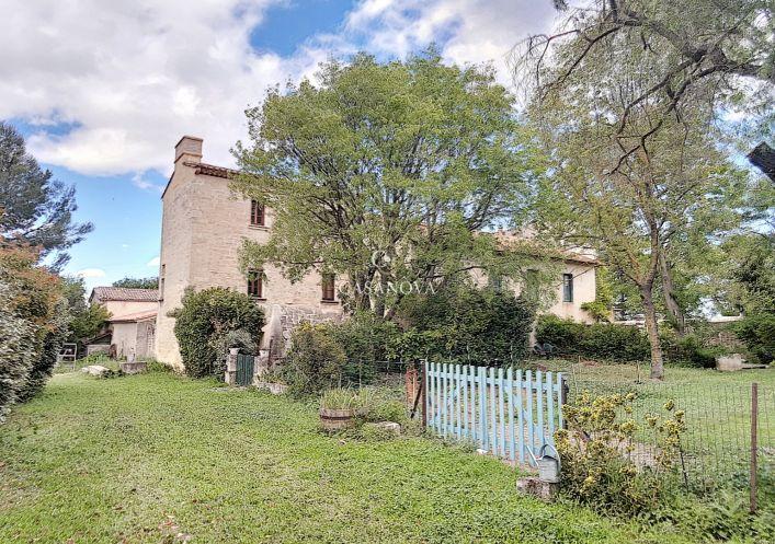 A vendre Propriété agricole Montpellier   Réf 340138671 - Agence galerie casanova
