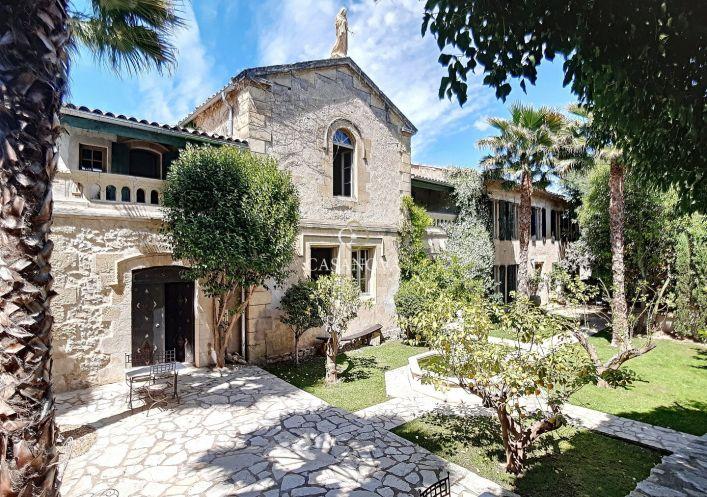 A vendre Demeure de ville et village Pezenas   Réf 340138699 - Agence galerie casanova