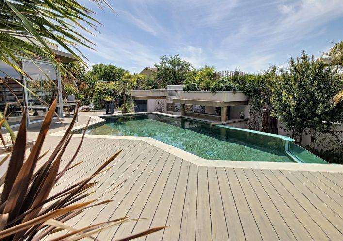 A vendre Maison contemporaine Pezenas   Réf 340138729 - Agence galerie casanova