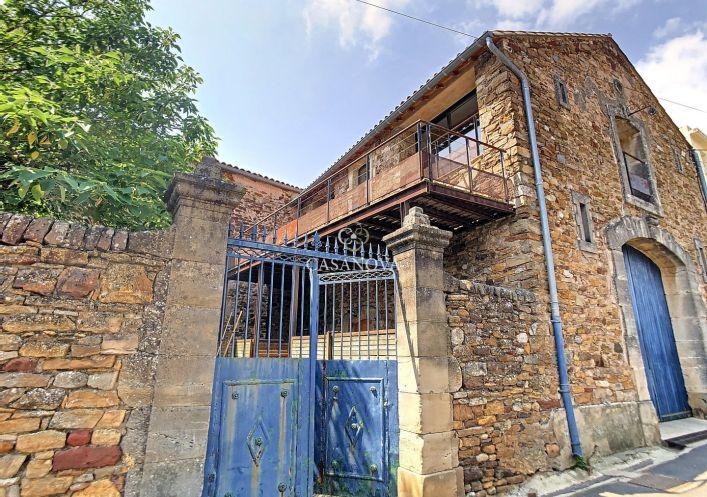 A vendre Maison de village Saint Jean De La Blaquiere | Réf 340138769 - Agence galerie casanova