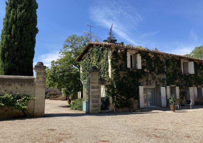 A vendre Propriété viticole Pezenas | Réf 340138842 - Agence galerie casanova