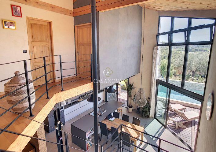 A vendre Villa d'architecte Montpellier   Réf 340138856 - Agence galerie casanova