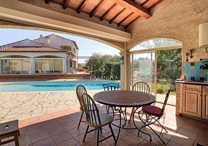 A vendre Villa Gignac   Réf 340138866 - Agence galerie casanova