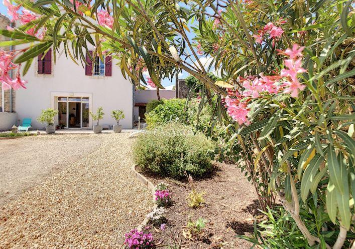 A vendre Maison de caractère Pezenas | Réf 340138886 - Agence galerie casanova
