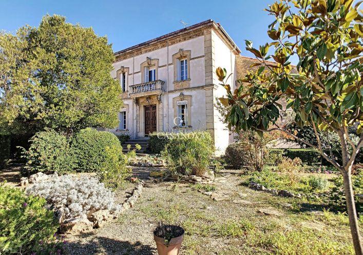 A vendre Maison bourgeoise Argeliers | Réf 340138946 - Agence galerie casanova