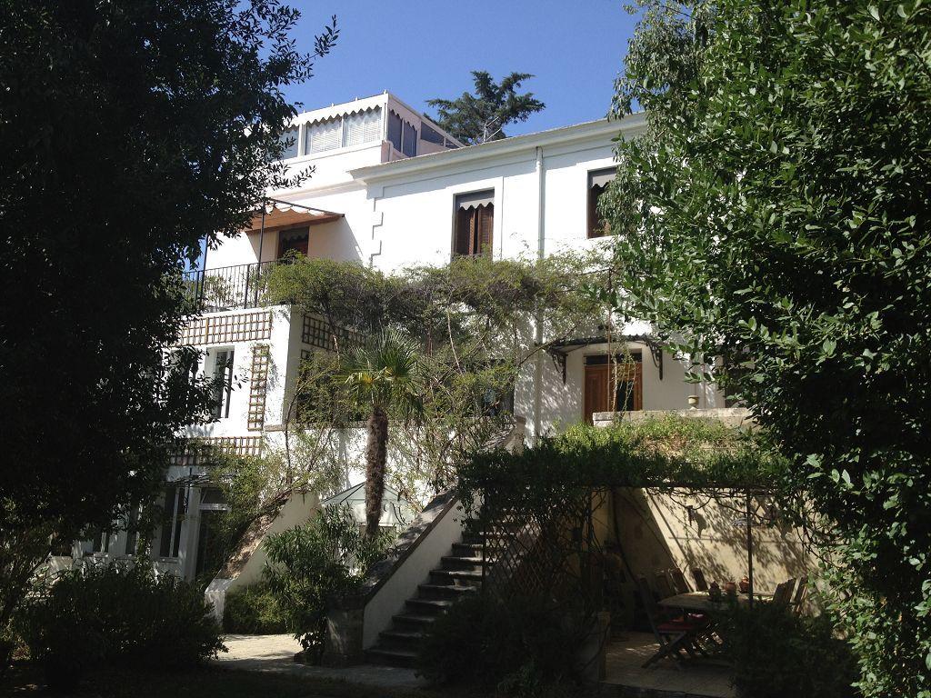 Maison bourgeoise en vente nimes rf340132538 agence for Achat maison nimes