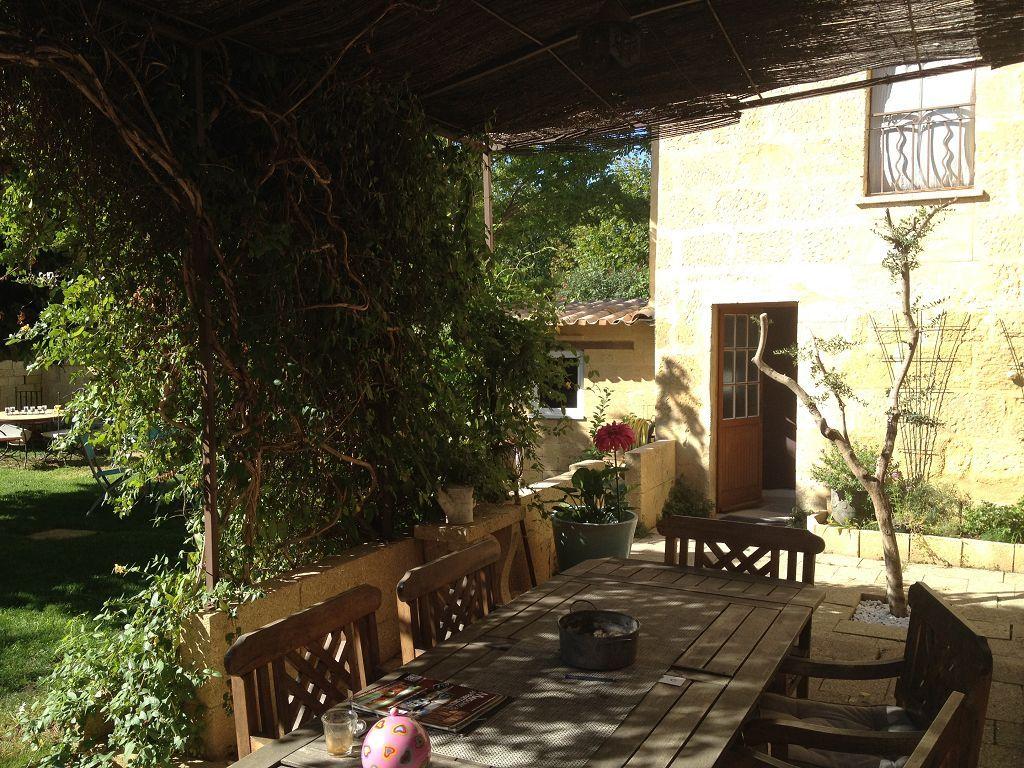 Maison en pierre en vente nimes rf340132601 agence casanova for Achat maison nimes