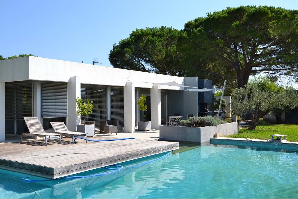 Constructeur maison contemporaine nimes for Constructeur maison contemporaine