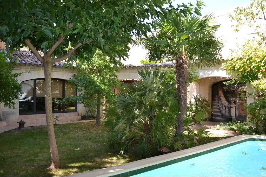 Maison de village en vente sommieres rf340133840 agence for Maison sommieres