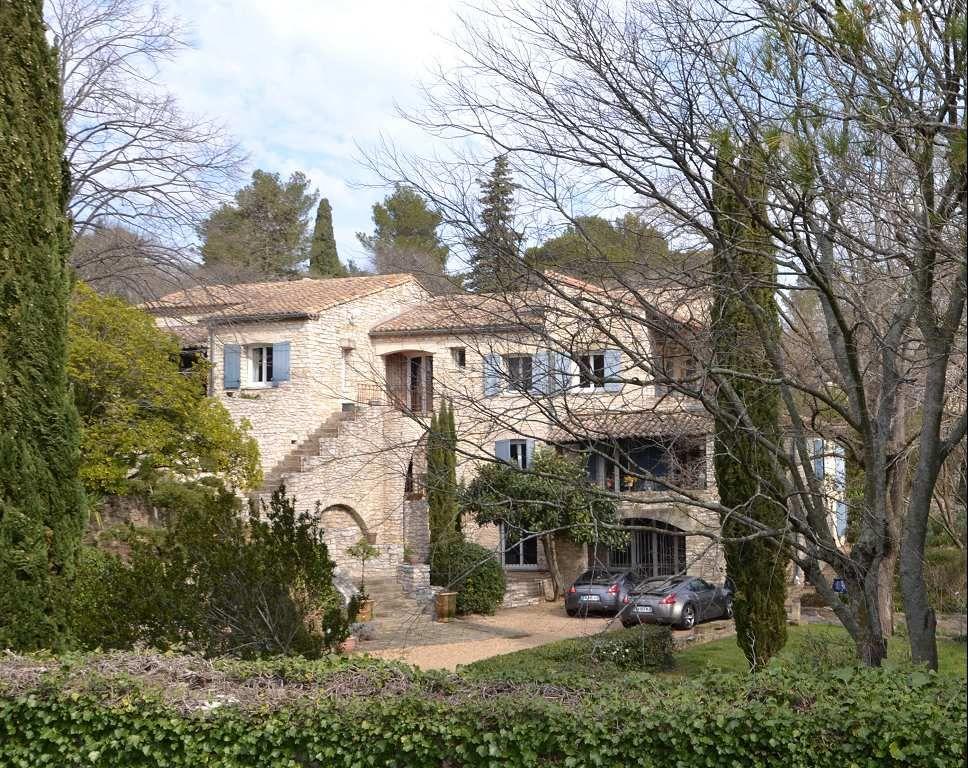 Maison de caractre en vente nimes rf340134106 agence for Agence de vente de maison