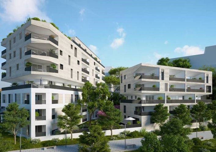 For sale Appartement terrasse Montpellier | R�f 340146106 - Agence galerie casanova