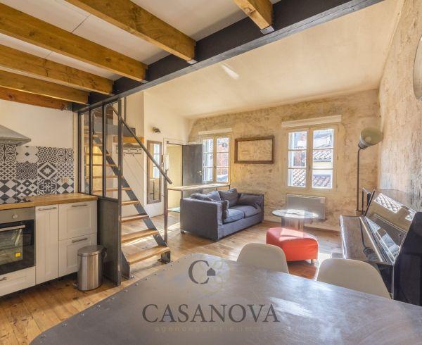 A vendre  Montpellier | Réf 340147558 - Agence galerie casanova