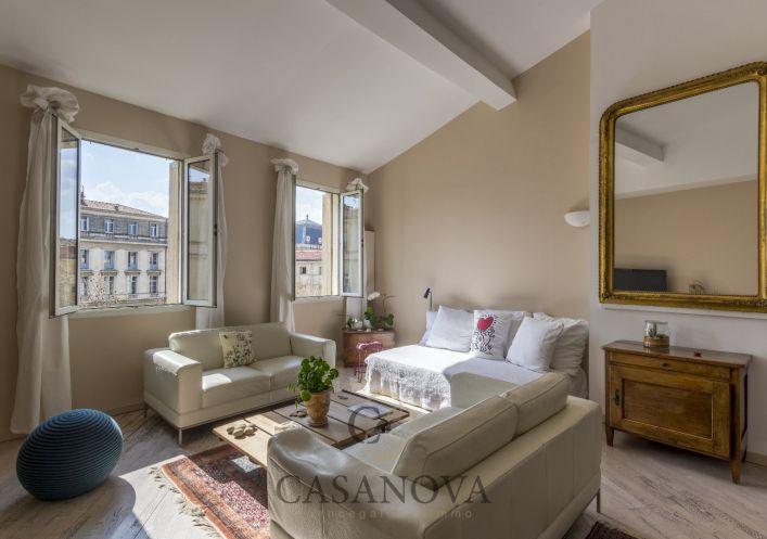 A vendre Appartement Montpellier | Réf 340147825 - Agence galerie casanova