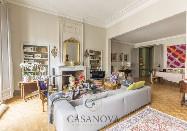 For sale Appartement bourgeois Montpellier | R�f 340148443 - Agence galerie casanova