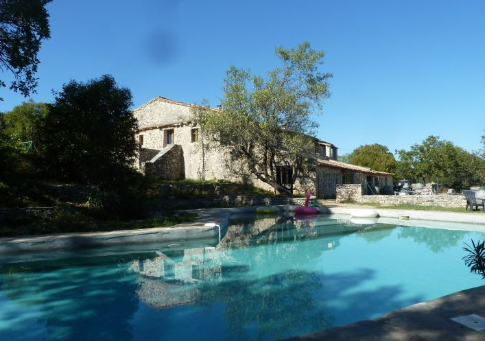 A vendre Mas Montpellier   Réf 340148477 - Agence galerie casanova