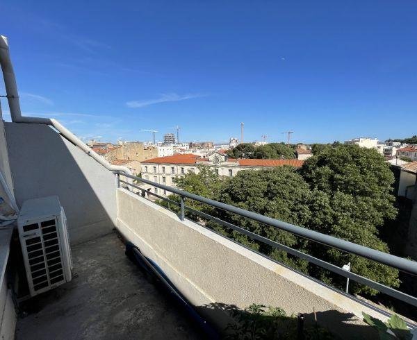 For rent  Montpellier | Réf 340148529 - Agence galerie casanova