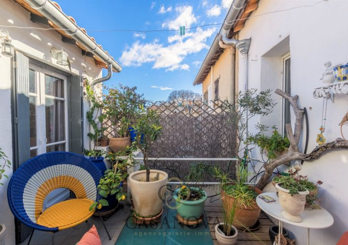 A vendre Maison Montpellier | Réf 340148574 - Agence galerie casanova