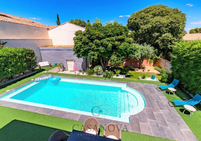 A vendre Villa Teyran   Réf 340148812 - Agence galerie casanova