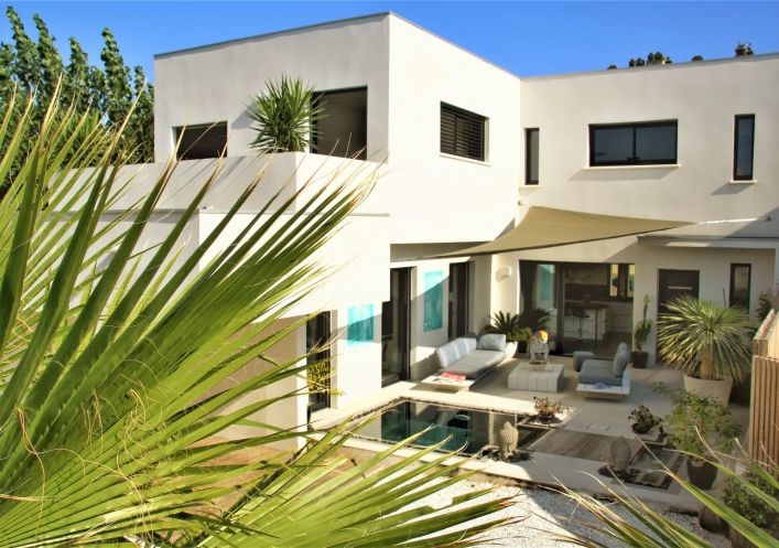 A vendre Villa Palavas Les Flots | Réf 340148820 - Agence galerie casanova