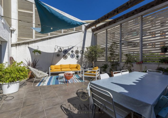 A vendre Maison Montpellier | Réf 340148822 - Agence galerie casanova