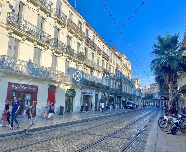 For sale  Montpellier   Réf 340148871 - Agence galerie casanova