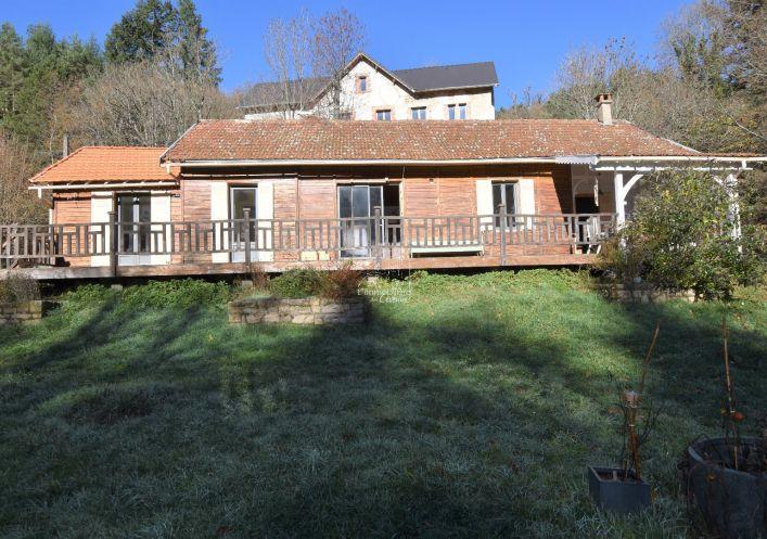 A vendre Chalet en bois Saint Sauveur Camprieu | Réf 340292478 - Immo3d