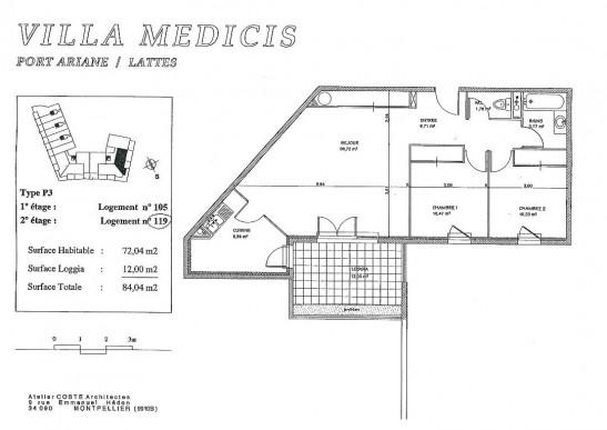 A vendre Lattes 340411363 Groupe concept immobilier