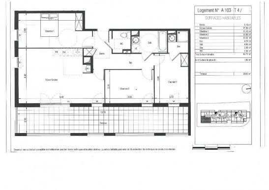A vendre Lattes 340411380 Groupe concept immobilier