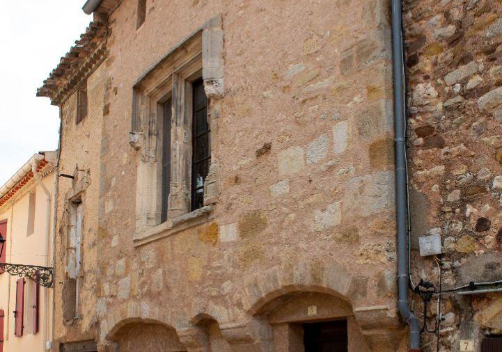 A vendre Maison de village Cruzy | Réf 340423101 - Ha immo