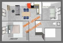 A vendre Appartement Frontignan | Réf 340449234 - Immo design