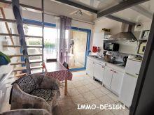 A vendre Appartement mezzanine Balaruc Les Bains | Réf 340449248 - Immo design