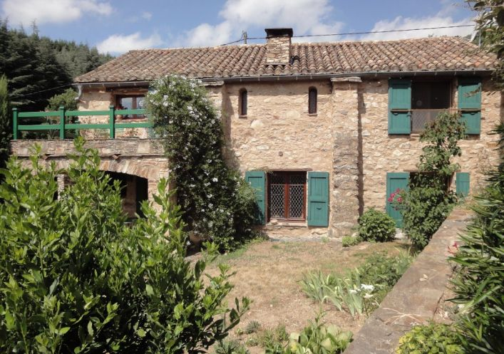 A vendre Saint Vincent D'olargues 340523765 Lamalou immobilier