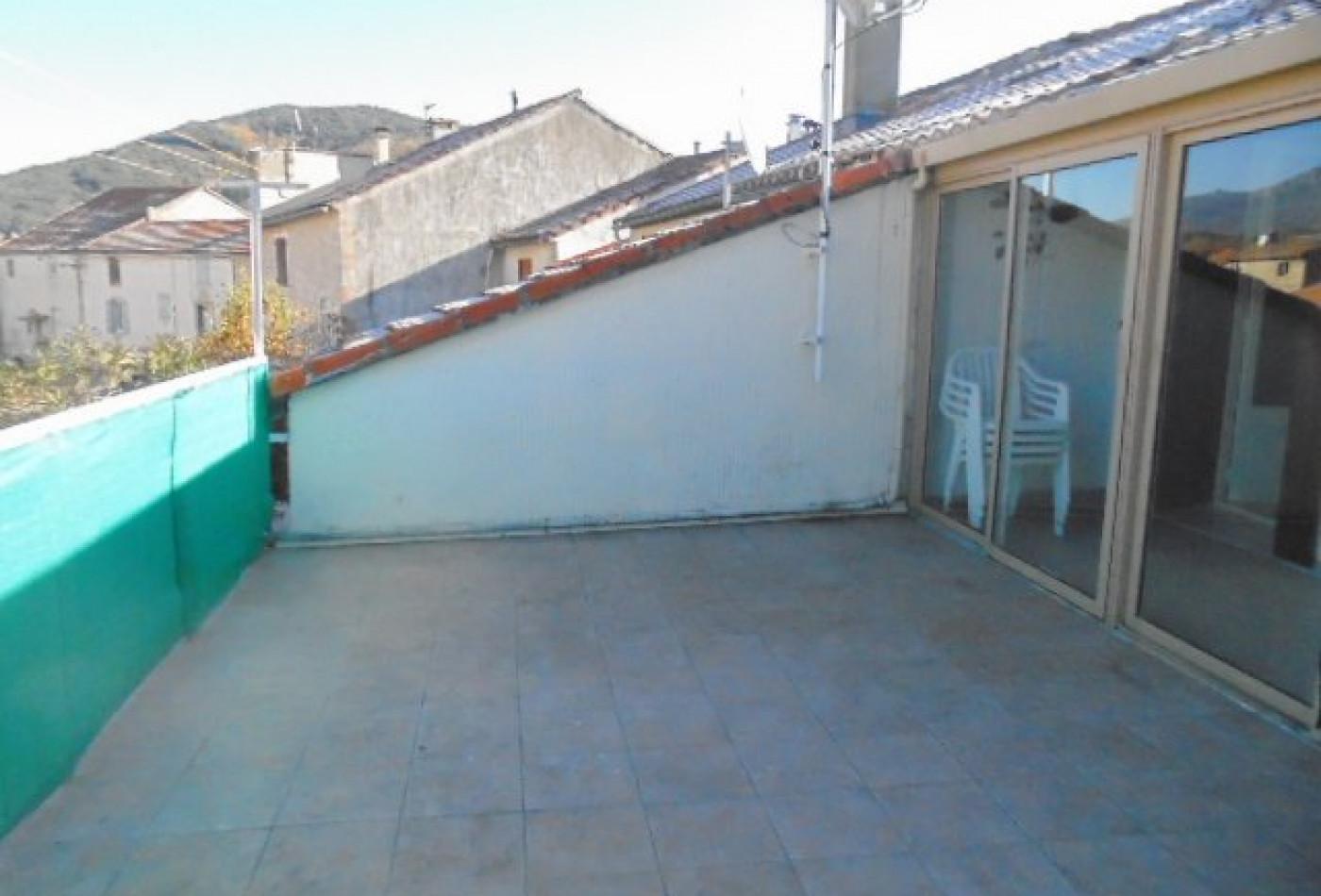 A louer Saint Etienne D'albagnan 340523812 Lamalou immobilier